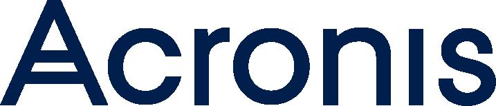 Logotipo Acronis, solução Acronsoft Cloud