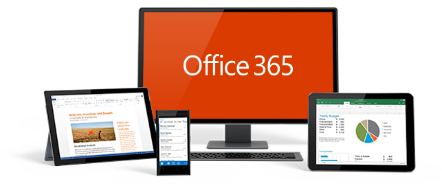 Office 365 devices